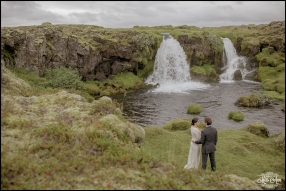 Iceland Waterfall Wedding Photographer-11