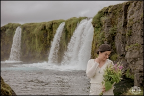 Iceland Waterfall Wedding Photographer-5