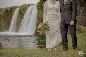 Iceland Waterfall Wedding Photographer-6