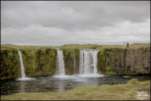 Iceland Waterfall Wedding Photographer-8