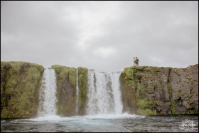 Iceland Waterfall Wedding Photographer-9