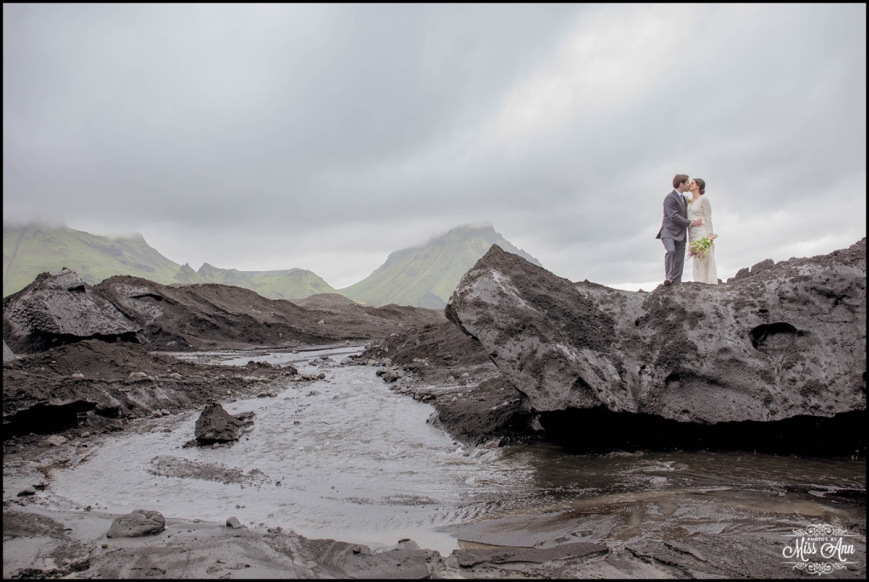 Destination Wedding on a Glacier Iceland Wedding Planner
