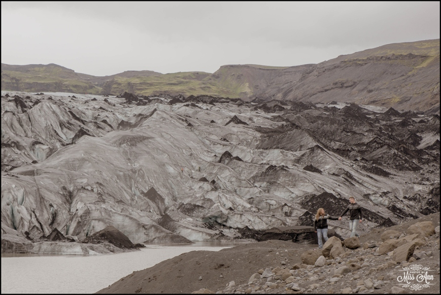 Glacier Wedding in Iceland