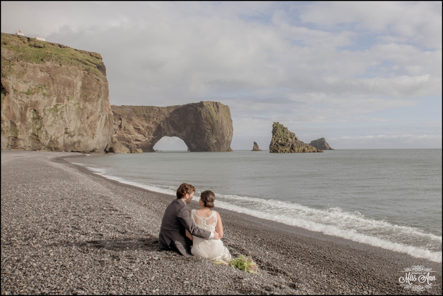 Southern Iceland Wedding Photos