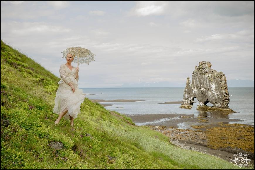Hvítserkur Sea Arch Wedding-Iceland Wedding Planner