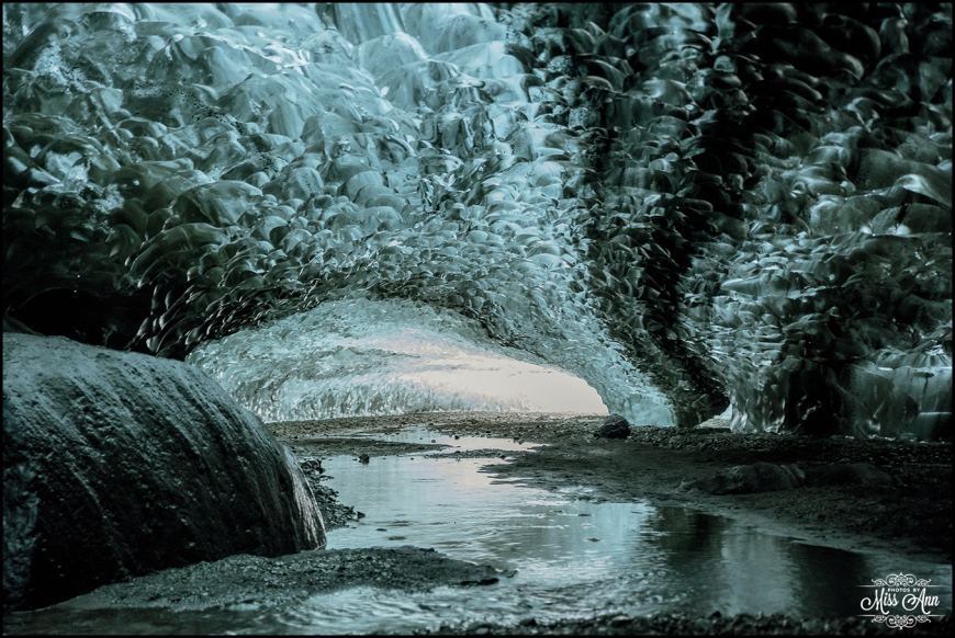 Iceland Ice Cave Wedding Locations