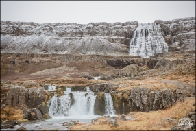 Iceland Wedding Dynjandi Waterfall - Iceland Wedding Planner