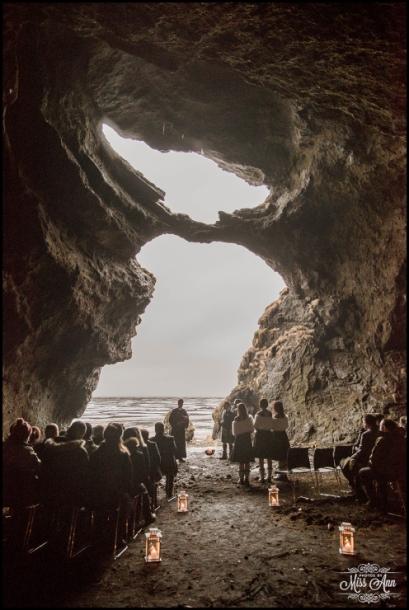 Iceland Wedding Photographer Photos by Miss Ann Iceland Cave Wedding-6