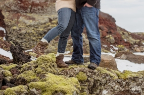 Iceland Moss Covered Lava Locations - Photos by Miss Ann - Iceland Wedding Photographer
