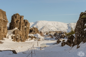 Iceland Winter Wedding Locations Thingvellir National Park