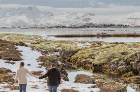 Tectonic Plates Wedding Iceland Silfra - Iceland Wedding Planner