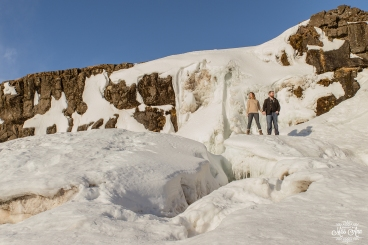 Winter Elopement Iceland - Photos by Miss Ann