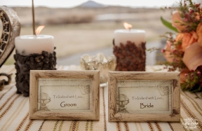Iceland Wedding Place Card Holders