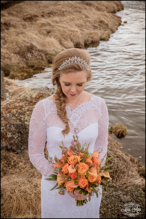 Northern Iceland Weddings - Photos by Miss Ann