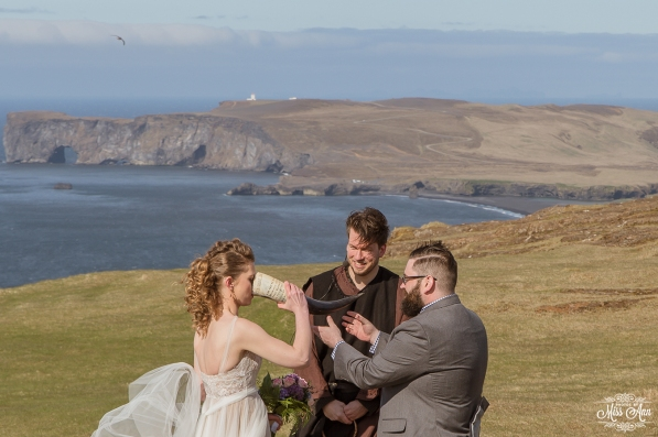 Asatru Wedding Ceremony in Iceland