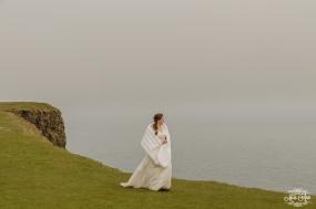 Iceland Bride Wedding Dress