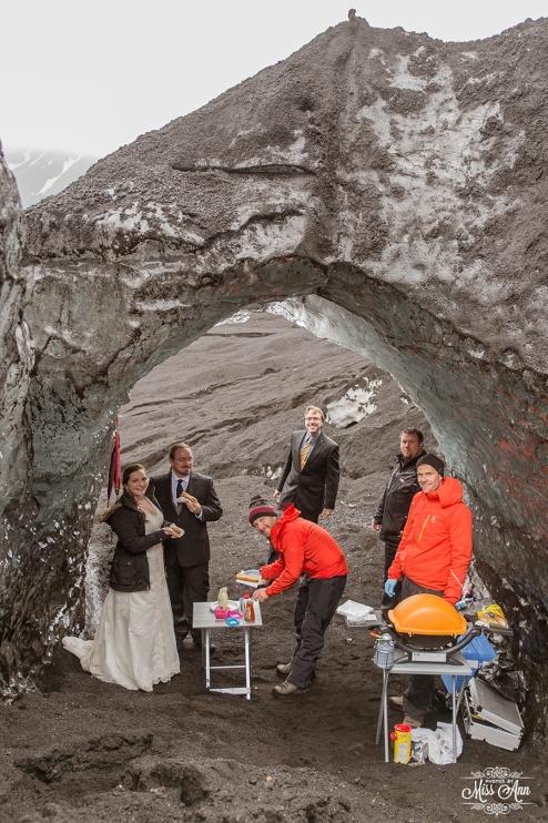 Iceland Glacier Wedding-4