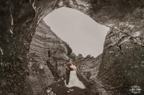 Iceland Ice Cave Wedding-2