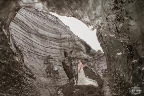 Iceland Ice Cave Wedding-5