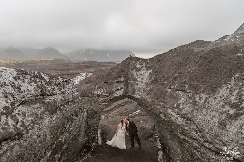 Iceland Ice Cave Wedding Photographer-1