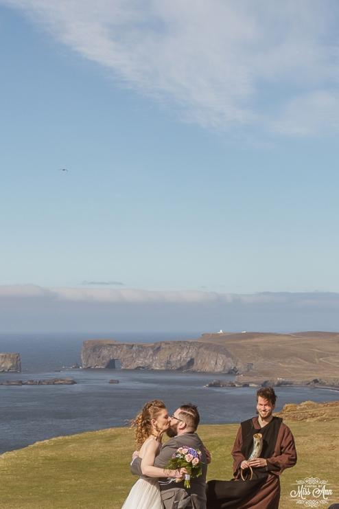 Iceland Viking Wedding Ceremony