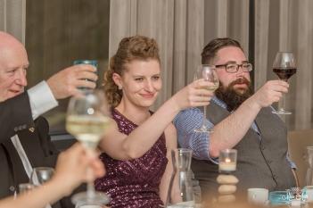 Iceland Wedding Reception Toast