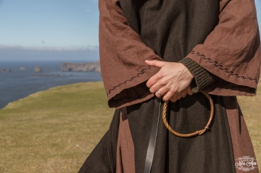 Oath Ring for Viking Asatru Wedding Ceremony Iceland
