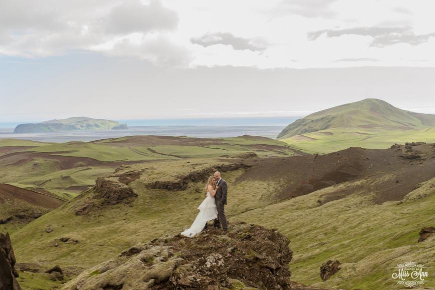 Best Iceland Wedding Photographer - Photos by Miss Ann