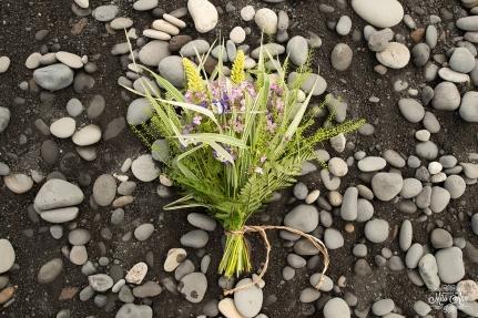 Iceland Wedding Bouquet - Iceland Wedding Photographer
