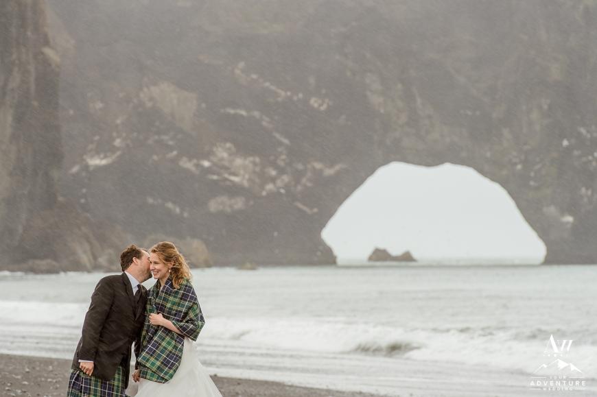 Dyrholaey Wedding Iceland