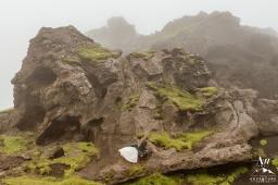 Iceland Adventure Wedding - Highland Wedding Photographer Iceland