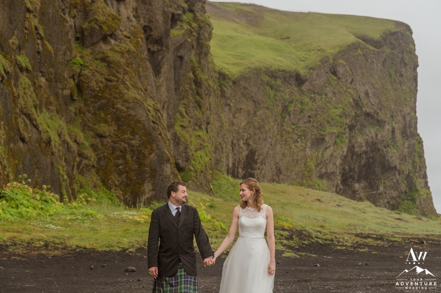 Iceland Elopement - Your Adventure Wedding Iceland