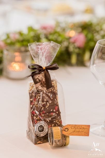 Iceland Wedding Favor - Chocolate