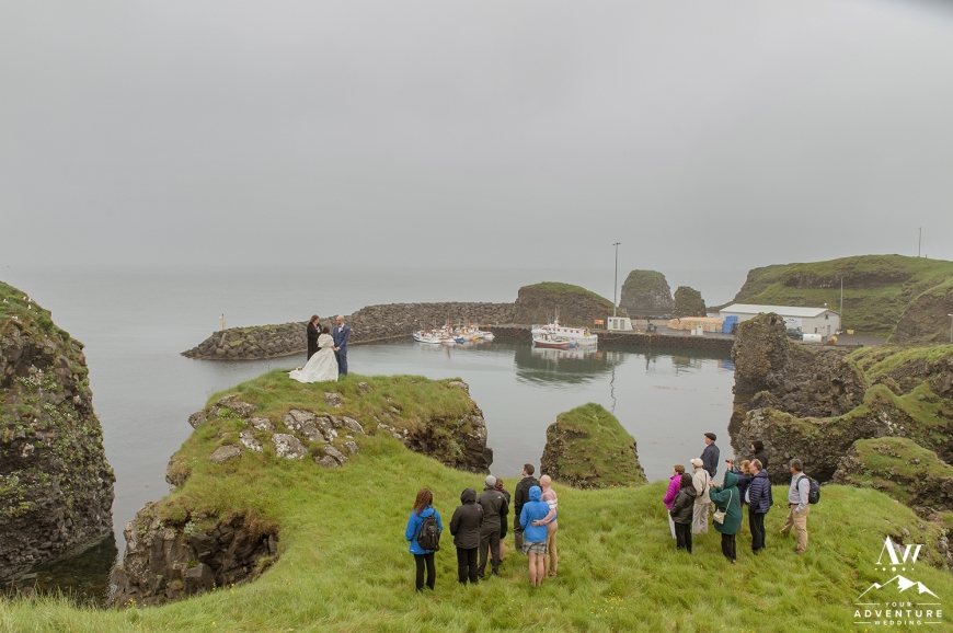 Iceland Wedding Photographer - Arnarstapi Iceland