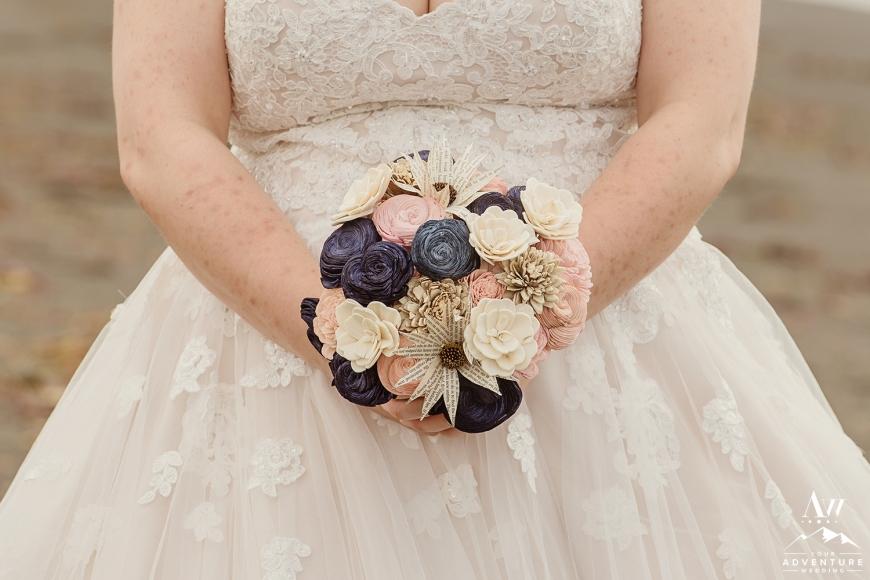 iceland-wedding-paper-bouquet
