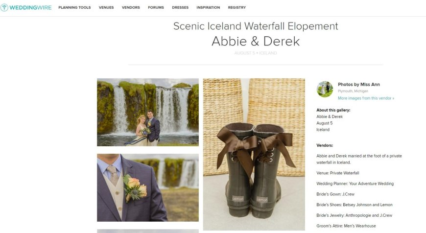 iceland-secret-waterfall-wedding-featured-on-wedding-wire