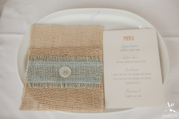 iceland-wedding-rental-burlap-menu-card-holders