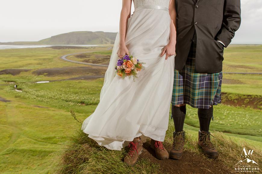 Scottish Wedding in Iceland