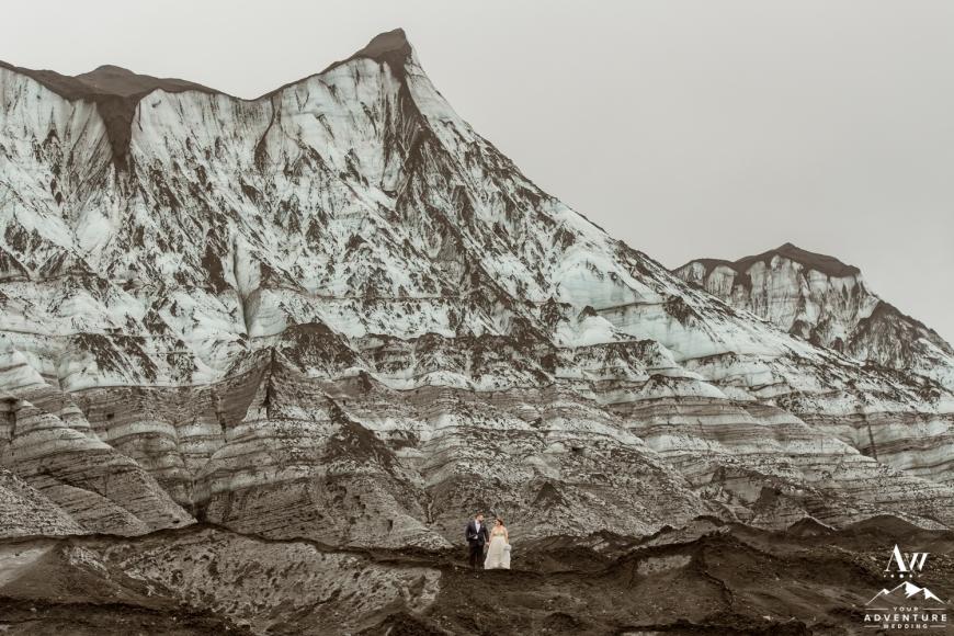 Iceland Adventure Wedding at a Glacier-45