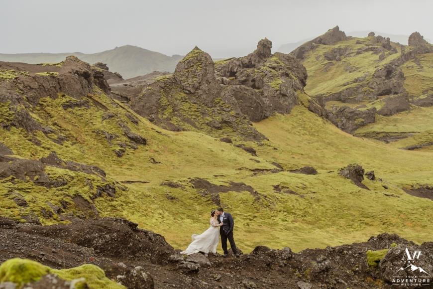 Iceland Canyon Wedding-3