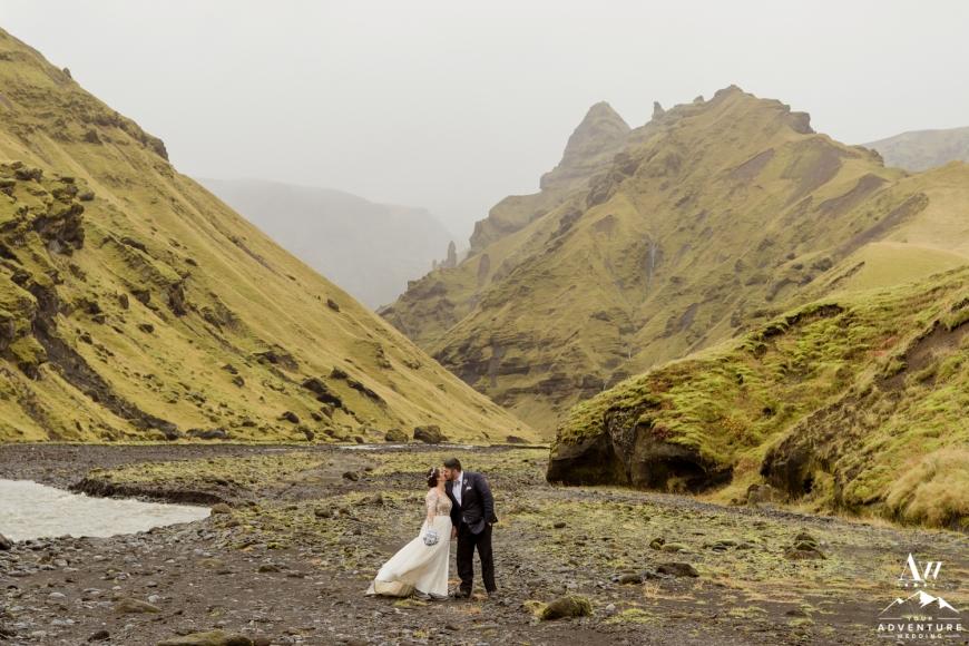 Iceland Canyon Wedding-7