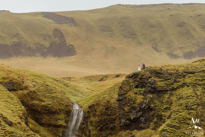 Iceland Waterfall Wedding Photographer-88