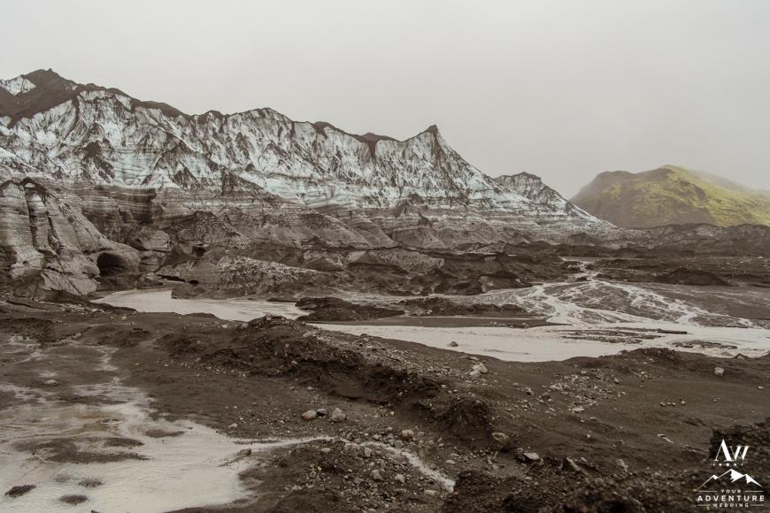 Iceland Wedding at a Glacier-29