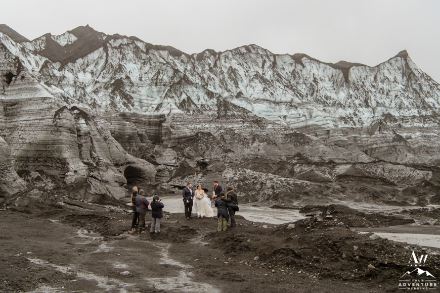 Iceland Wedding at a Glacier-31