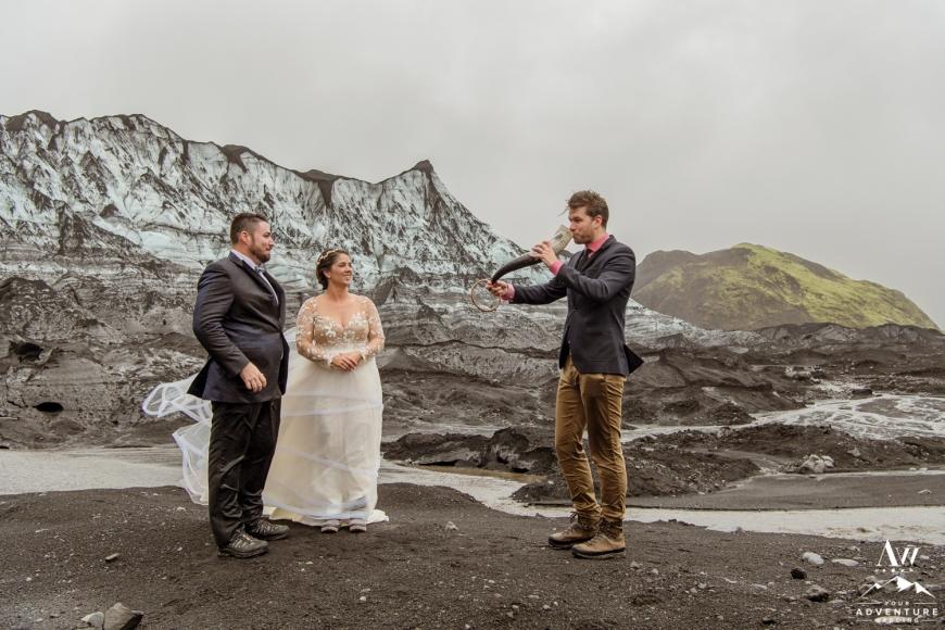 Iceland Wedding at a Glacier-35