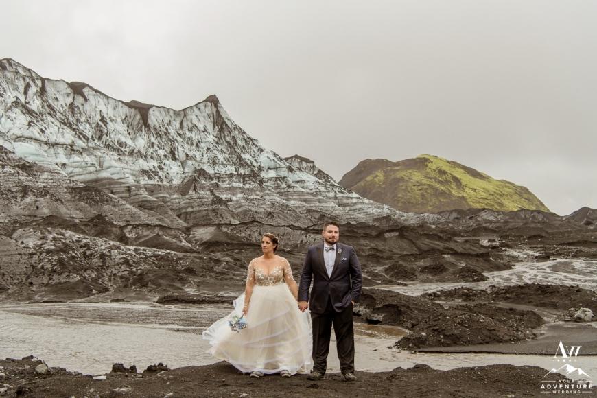 Iceland Wedding at a Glacier-37