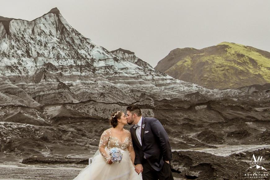 Iceland Wedding at a Glacier-38