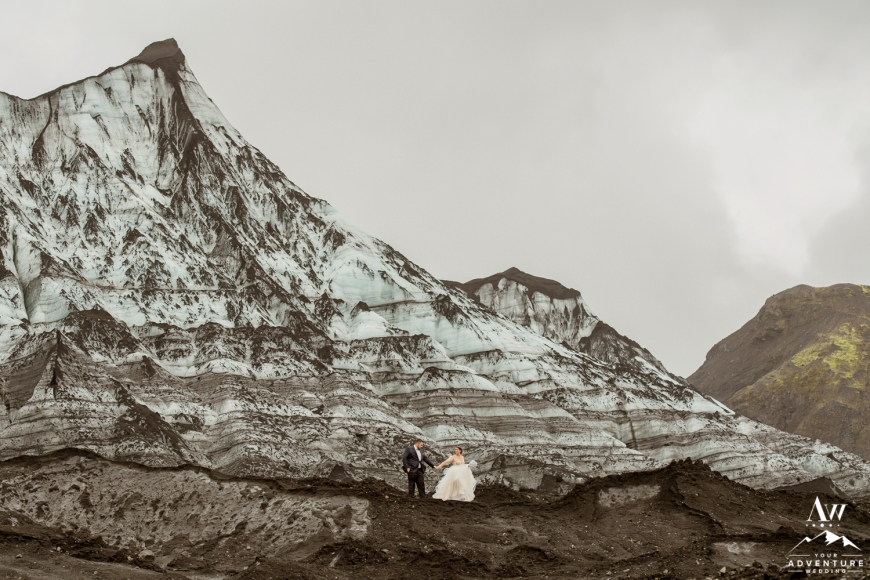 Iceland Wedding at a Glacier-48