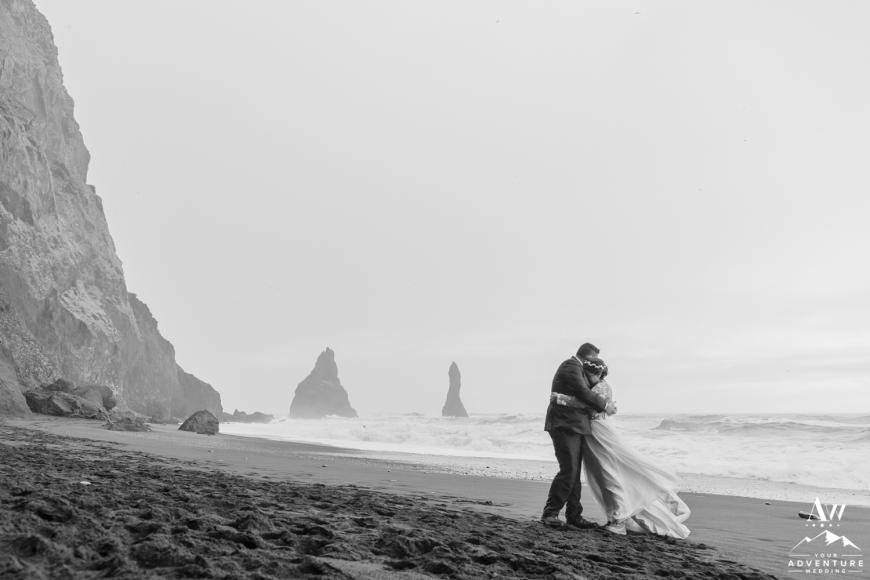 Iceland Wedding at a Reynisfjara-115