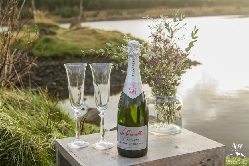 Iceland Wedding Luxury Picnics